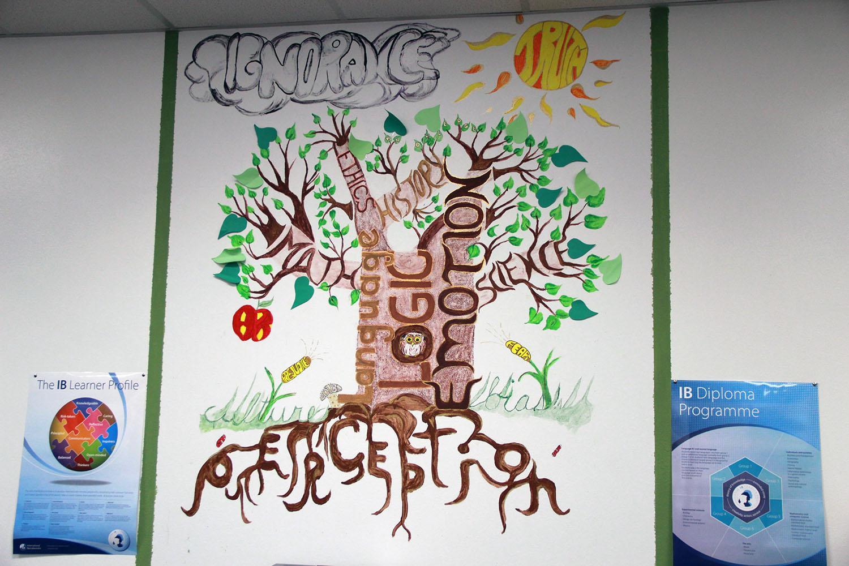 Mr. Eatmon's Knowing Tree
